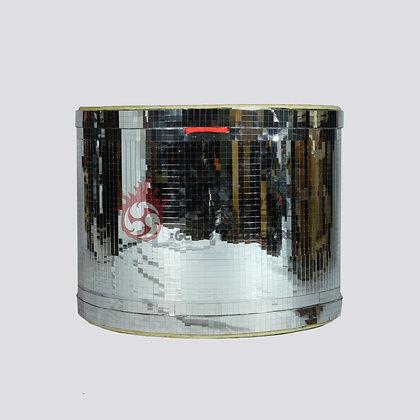 Mosaic Mirror Drum (75cm)