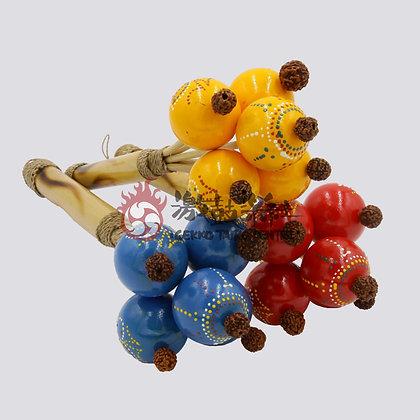 Ball Maracas (Bamboo)