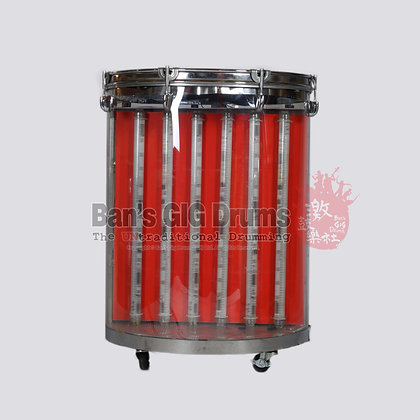 LED Water Drum (Red)