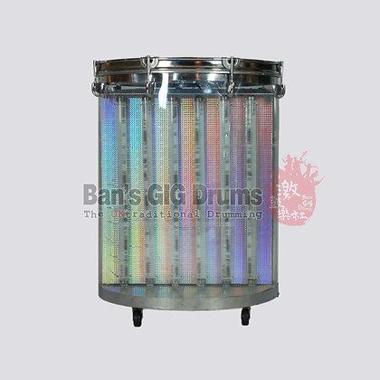 LED Water Drum (Sliver)