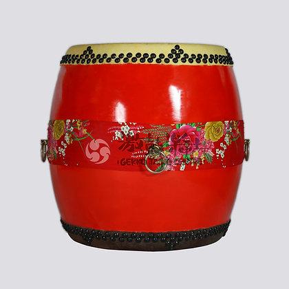 中國紅鼓 (黑)