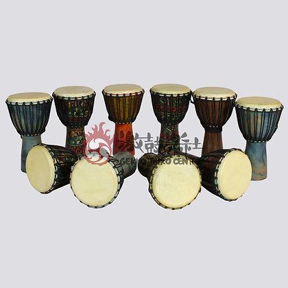 纖維非洲鼓
