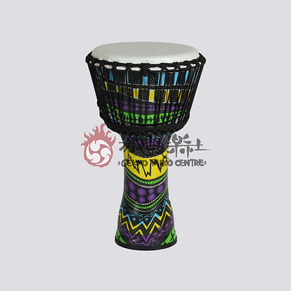 PVC 非洲鼓 (紫色)