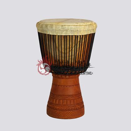 Wooden Djembe (63cm)