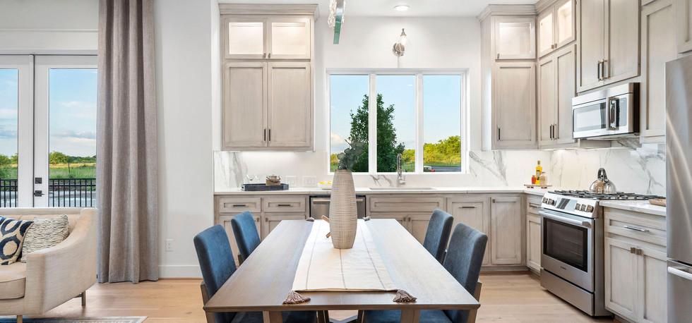 Kitchen + Dining Room 2