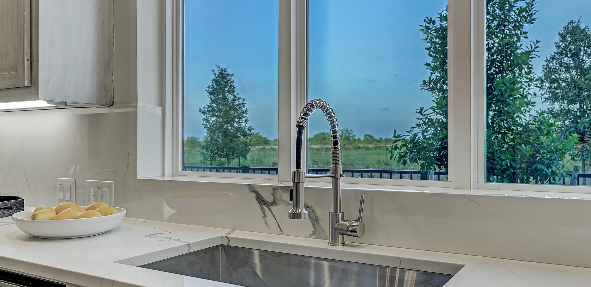 Taj Residences Kitchen Faucet