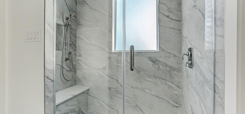 Taj Residences Master Shower