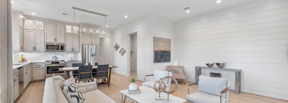 Living Room + Kitchen 2