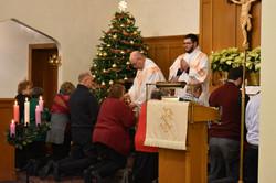 Communion at Hazelwood