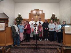 Holy Cross New Members