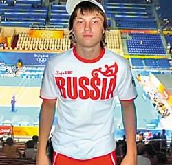 Le nouveau tigre : Andrey Efremenko