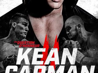 KEAN C. CARMAN II: DÉVOILEMENT DE LA SOUS-CARTE