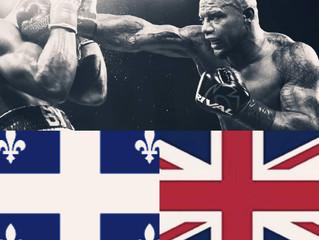 Le compte de 10: Québec vs Angleterre