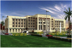 NAJAF GOVERNOR COUNCIL BUILDING,
