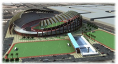 BAGHDAD SPORTS CLUB STADIUM