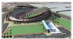 BAGHDAD SPORTS CLUB STADIUM
