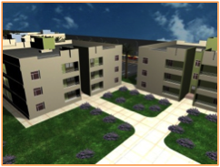 RESIDENTIAL COMPLEX (504 UNITS)
