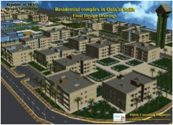 RESIDENTIAL COMPLEX IN QALA'AT SALIH