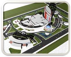 400 Bed General Hospital - Dewaniya