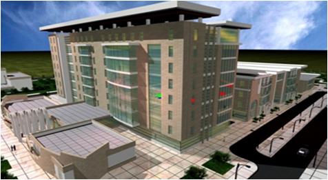 400 Bed General Hospital-Najaf