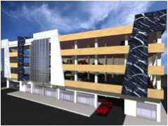 MULTI-STORY CAR PARK BUILDING