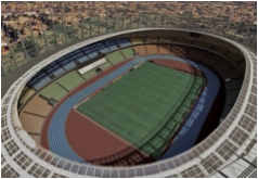 STADIUM OF BAGHDAD SPORT CLUB
