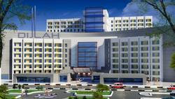 600 BED GENERAL TEACHING HOSPITAL