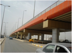 TAHMAZIYAH INTERCHANGE