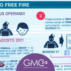 Cómo el crimen organizado en México reclutó a niños a través de Free Fire