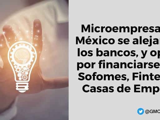 LOS MICRONEGOCIOS SE ALEJAN DE LOS BANCOS PARA OBTENER CRÉDITOS