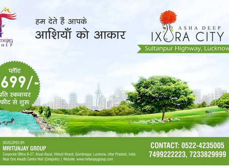 ASHADEEP IXORA CITY: The City Of Excellence