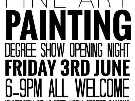 Degree Show Count Down!