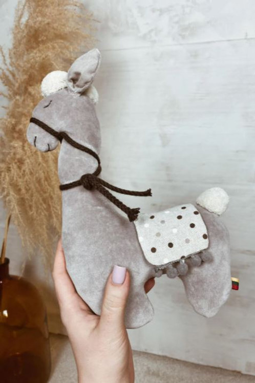 Minkštas žaislas - alpaka