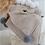 Thumbnail: Merino vilnos vaikškas pledas/rudas