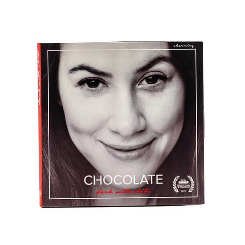 Juodasis šokoladas su čili pipirais