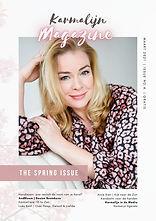 Karmalijn Magazine Spring Issue No.4 COV