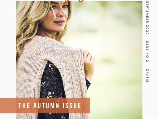 Karmalijn Magazine - the Autumn issue!