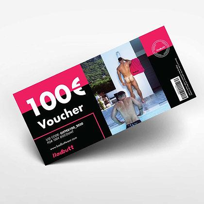 100€ GIFT VOUCHER
