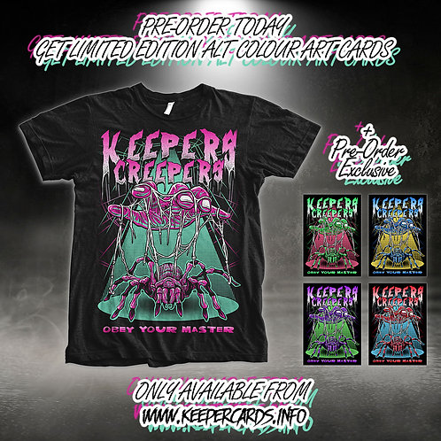 NEW! - Keepers Creepers - Puppet Master T-Shirt
