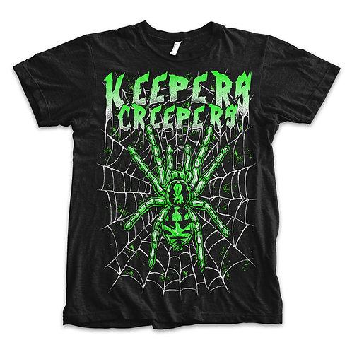Keepers Creepers Bold Pumpkin T-Shirt