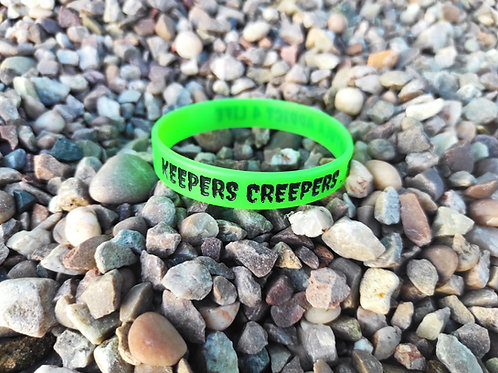Keepers Creepers Wristband