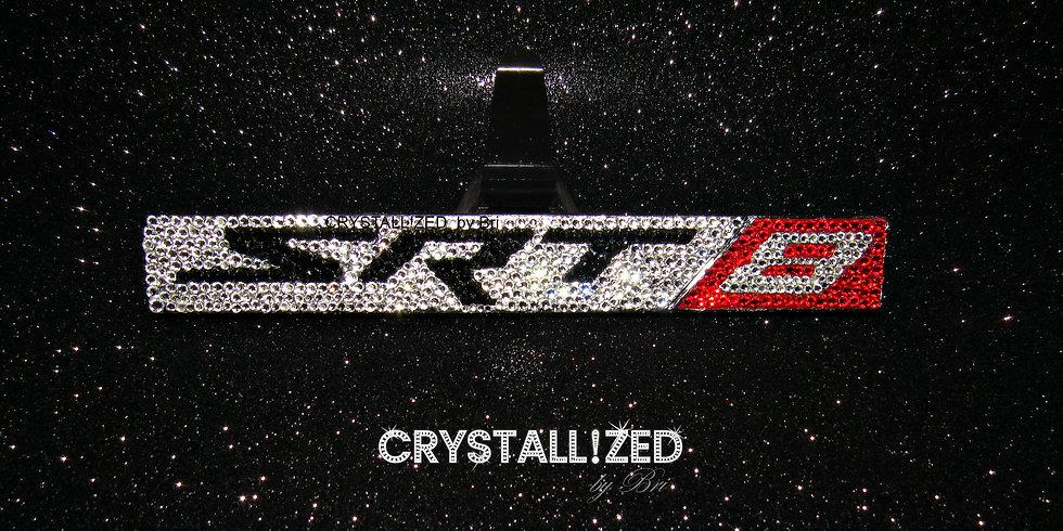 CRYSTALL!ZED Dodge SRT8 Emblem
