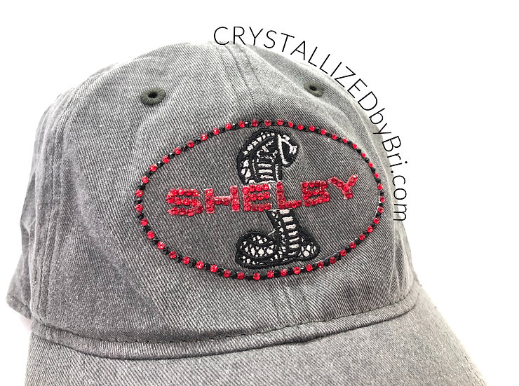CRYSTALLIZED Hat - Shelby Mustang