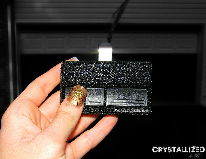 CRYSTALL!ZED Garage Door Opener
