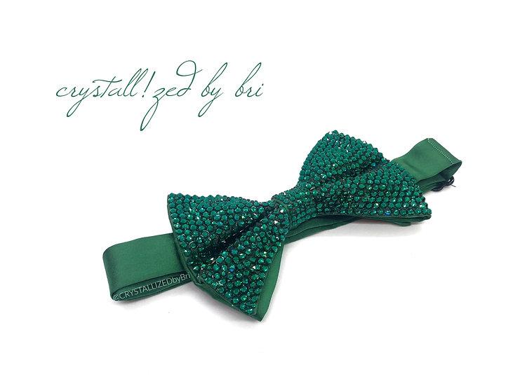 CRYSTALL!ZED Bow Tie - Full Bling