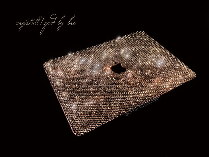 CRYSTALLIZED Mac Laptop Case - 16""