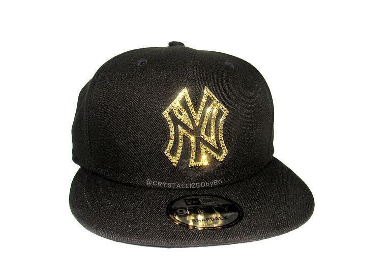 CRYSTALLIZED Hat - New York Yankees