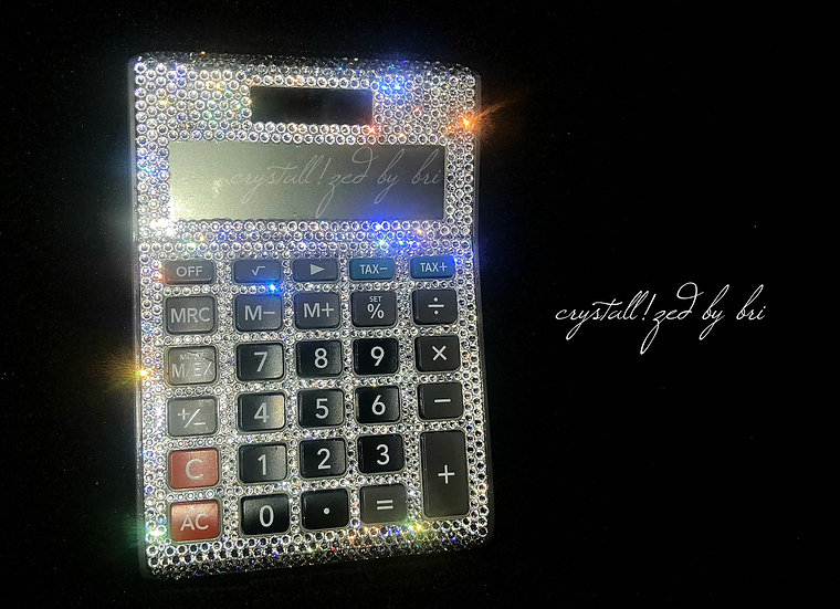 CRYSTALL!ZED Desktop Calculator