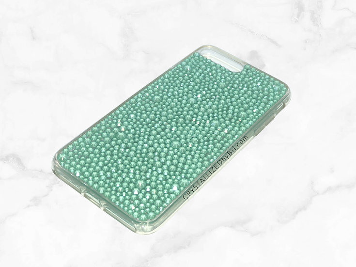 Fully CRYSTALLIZED iPhone Bumper Case - Solid