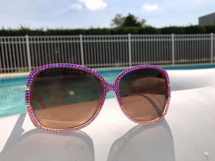 CRYSTALL!ZED Sunglasses